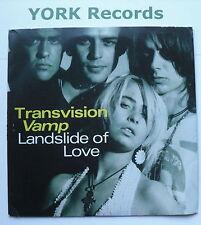 "TRANSVISION VAMP - Landslide Of Love - Excellent Condition 7"" Single MCA TVV 8"