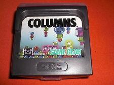 Columns [GAME GEAR] Sega pas Master System Megadrive *JRF*