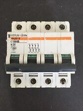Merlin Gerin Multi 9 C60HB B32 32A 4 Pole 3 Phase MCB