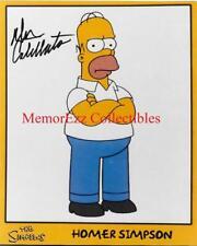 THE SIMPSONS Dan Castellaneta / Homer SIGNED Autograph 8x10 Color Photo