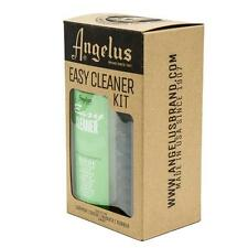 Angelus 3 PIECE  Easy Cleaner Kit for use on Suede, Leather, Plastic Vinyl Linen