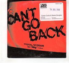 (HE895) Primal Scream, Can't Go Back - 2008 DJ CD