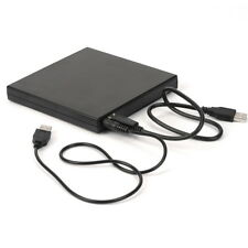 USB 2.0 External Portable DVD ROM CD Optical CD±RW Disc Drive Plug and Play UK