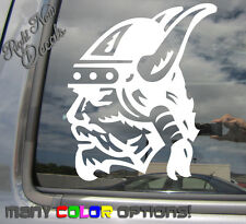 Viking Norse Scandinavia Nordic - Auto Window Wall Vinyl Decal Sticker 10107