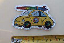 New listing Surf Buggy Rainbow Volkswagen Bug Surfboards Vintage Surfing Sticker