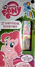 Paper Magic Deluxe Lenticular 3D Valentine My Little Pony Exchange Cards 27 ct.