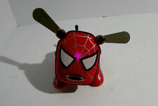 Rare Hasbro Sega Marvel 2006 Spiderman I-Dog Interactive Battery- Op Toy Working