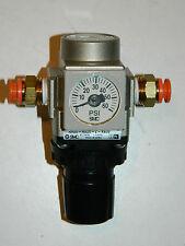 VANNE TAP AR20-N02E-Z-X406 PSI SMC Pneumatic Pressure Regulator VALVE pression
