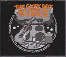 "V/A ""The Glory Days Of Aussie Pub Rock Vol. 1 ('70s,'80s&Beyond)"" 2016 91Trk 4CD"