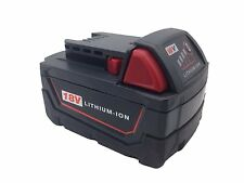 18V 5.0Ah Li-ion Battery For Milwaukee Tools 48-11-1828 48-11-1840 M18 XC