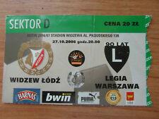 Widzew - Legia (Jesien 2006)