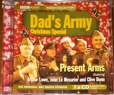 Dad's Army:Christmas Special-Present Arms BBC Radio 1974 CD Audio Book