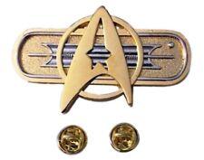 Star Trek Original Movie Deluxe Federation Metal Insignia Chest Pin