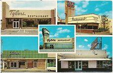 Tyler's Restaurants in Miami FL Postcard