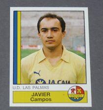 176 JAVIER CAMPOS UD LAS PALMAS PANINI LIGA FUTBOL 87 ESPAÑA 1986-1987 FOOTBALL