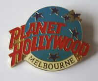 Planet Hollywood Melbourne Australia Collectable Commemorative Badge Pin