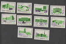Série Anciennes étiquettes  Allumettes Chine  BBB54