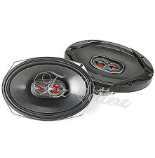 JBL GX963 GX Series 6 x 9 3-Way Coaxial Audio Speakers Car Speakers REFURBISHED