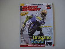 MOTOSPRINT 38/2008 PROVA NOVITA' PEUGEOT GEOPOLIS 500