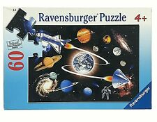 Ravensburger Puzzle Solar System In the Galaxy 095117 Complete 10.33 x 14.25