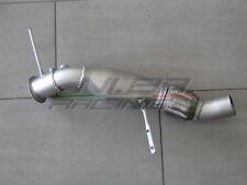 DOWNPIPE KAT 200 CELLE TUBO RIMOZIONE DPF FAP BMW SERIE 1 120D 163 CV E87