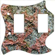 SG Standard Pickguard Custom Gibson Graphical Guitar Weathered Concrete 2