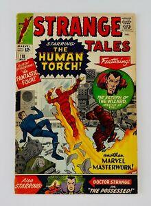 Strange Tales #118 First Doctor Strange Cover Appearance 1st App Key No Reserve!