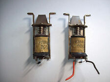 Set of 2 Pinball Machine Thumper Bumper Units With Coils Stern? FJ24-850 DC