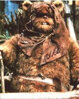 Michael Henbury Photo Signed In Person - Star Wars - E862