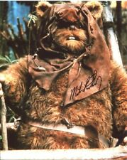 Michael Henbury Photo Signed In Person - Star Wars - E862