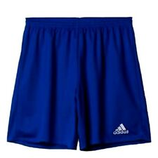 ADIDAS PARMA 16 FOOTBALL SHORTS BOLD BLUE KIDS AGES 7 TO 12 YEARS  BNWT