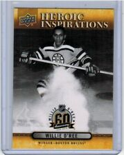 Willie O'Ree 2018 Upper Deck UD HEROIC INSPIRATIONS 60th Anniversary HERO WO