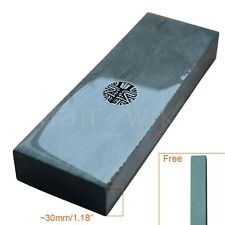 ZY 3000# Grit Whetstone Waterstone Sharpening Stone Barber Salon Kitchen Tool 7""