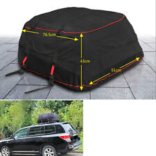 Car Rooftop Waterproof Roof Top Carrier Cargo Bag Rack Travel Storage Luggage