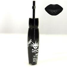 Manic Panic Raven Black Lethal Lips Bold Color Moisturizing Lip Gloss New