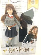 Mattel - Harry Potter Wizarding World Hermione Granger 10 Doll Action Figure Toy