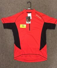 Endura Large Cairn Red and Black Jersey