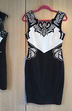 lipsy bodycon dress size 12