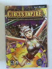 Circus Empire (PC, 2007)