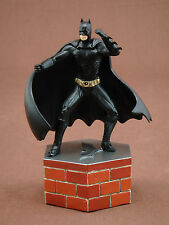 CHRISTIAN BALE AS BATMAN MINI STATUE - DC DIRECT BATMAN BEGINS MOVIE