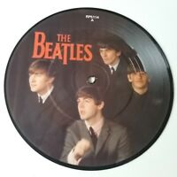 """The Beatles - Can't Buy Me Love 7"""" Vinyl Picture Disc Single 20th Anniversary NM"""