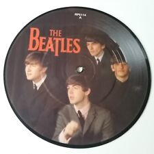 "The Beatles - Can't Buy Me Love 7"" Vinyl Picture Disc Single 20th Anniversary NM"