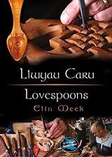 Llwyau Caru/Lovespoons (Cip Ar Cymru) NEU Taschen Buch  Elin Meek