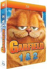 Garfield : Le Film + Garfield 2 - Edition limitée coffret Blu-Ray neuf