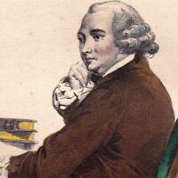 Chrétien Guillaume de Lamoignon de Malesherbes Magistrat Juriste Botaniste