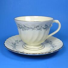 Syracuse China Silhouette SONATA Cup & Saucer Set (s) USA