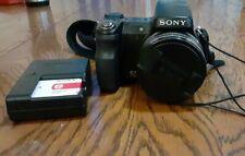 Sony Cyber-Shot DSC-H9 8.1MP Digital Camera w/15X Zoom