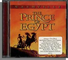 The Prince of Egypt: Nashville - New 1998 Country Music CD! Wynonna, Alison, etc
