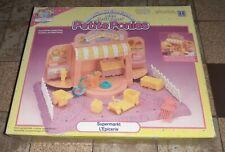 MLP Mon Petit Poney l'Épicerie Petite Ponies Vintage 1990 Hasbro A-31 G1 no G2