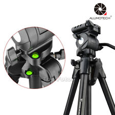 "For DSLR Camera Smart Phone Shooting Video 20""~47"" Aluminum Tripod Outdoor Stand"